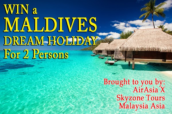 Travel Contest 2013 Win a Trip to Maldives
