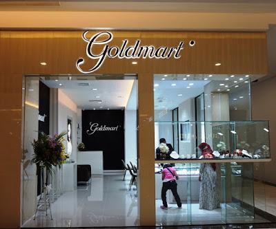 toko perhiasan emas goldmart di gresik
