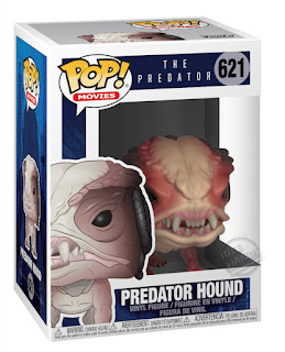 Funko Pop Vinyl Figures The Predator Predator Hound Red