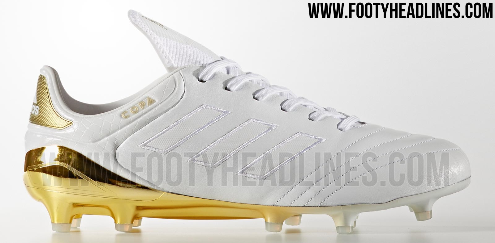 all gold adidas football cleats