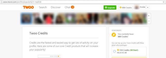 Twoo chat gratuit