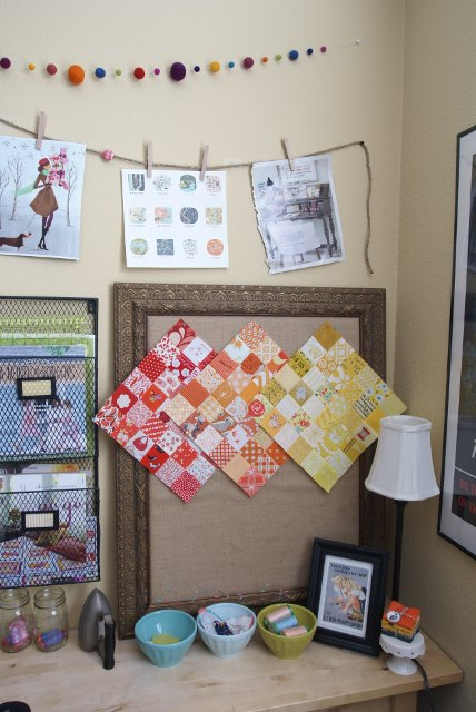 Summer Tourist Blocks from Sew Organized for the Busy Girl by Heidi Staples