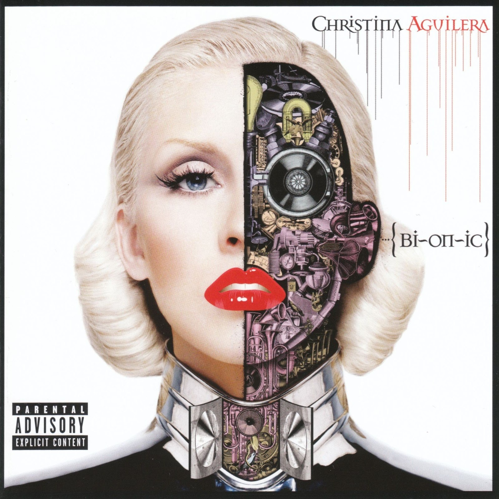 Image result for christina aguilera bionic cover