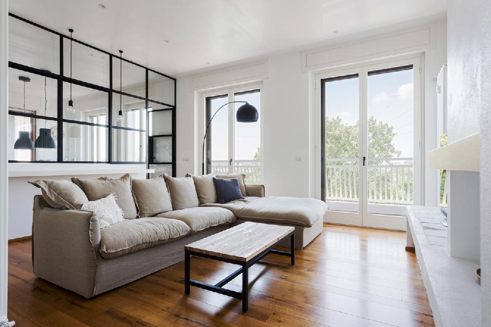 appartamento SD progetto Nomade Architettura