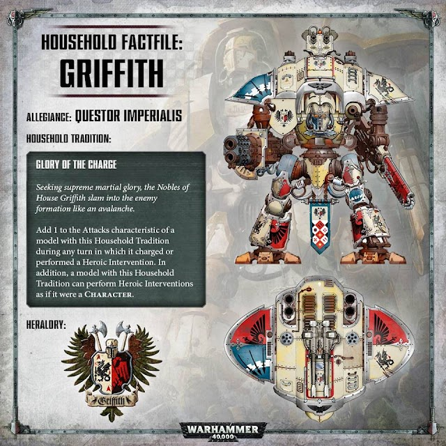 Imperial Knights- House Griffith: Glory on the Charge
