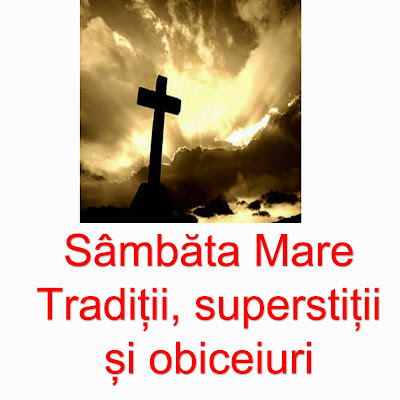 Superstitii in Sambata Mare