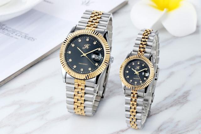 Jimshoney Timepiece 8045