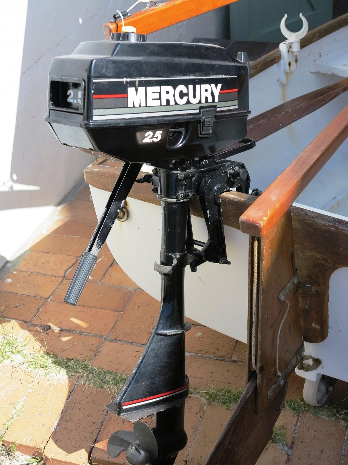 Ckd boats roy mc bride mercury outboard motor for for 5hp outboard motor for sale