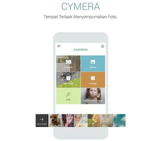 Download Cymera - Aplikasi Edit Foto Terbaik