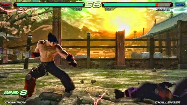 Tekken 6 in psp is now released! | psp games for free! New.