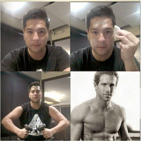 #MakeUpTransformation  ryan