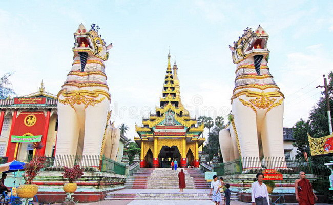 Xvlor.com Bago is classic Mon-speaking city and center of Hanthawaddy Kingdom