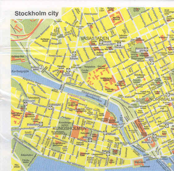Karta Over Stockholm City Rutt Karta Over Sverige Geografisk