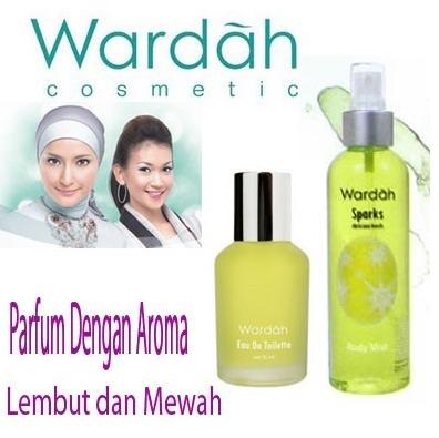 Harga Parfum Wardah Terbaru 2017 Yang Menyejukkan Suasana