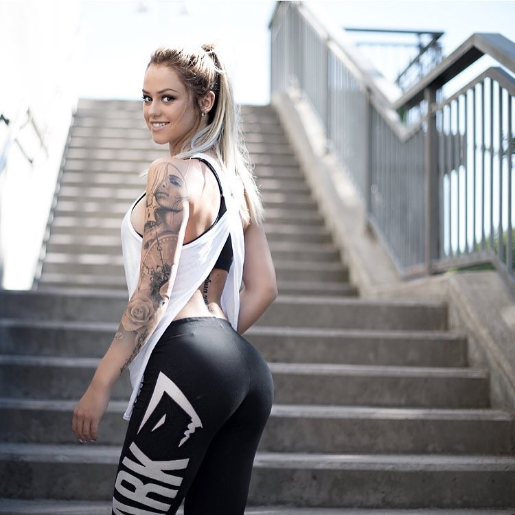 Johanna Modin Swedish Fitness Motivation