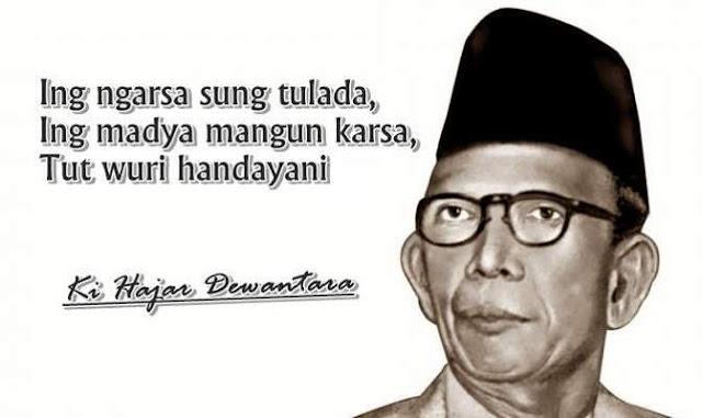 Biografi Ki Hadjar Dewantara
