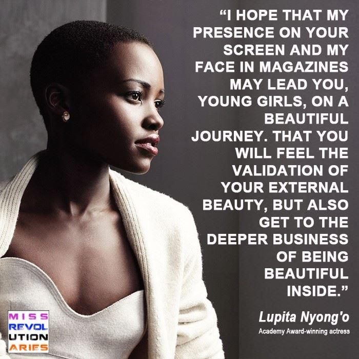 We Love The Way Black Women Survive And Thrive Lupita Nyongo On