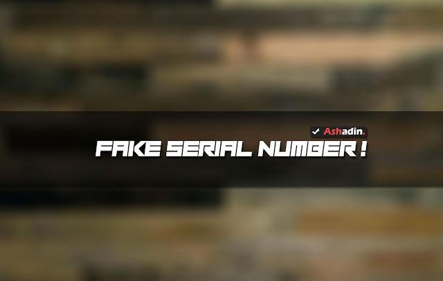 Cara atasi IDM Error Fake Serial Number dengan mudah