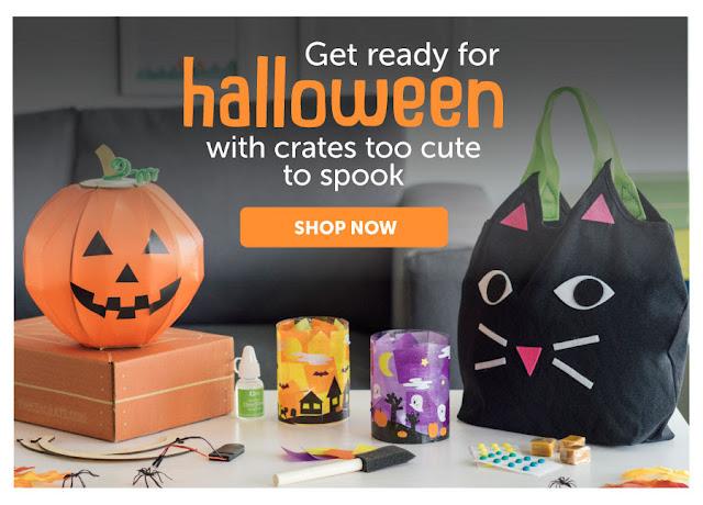 kiwi crate spooky crate