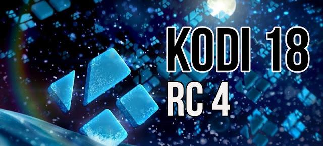 Descarga la última versión de KODI