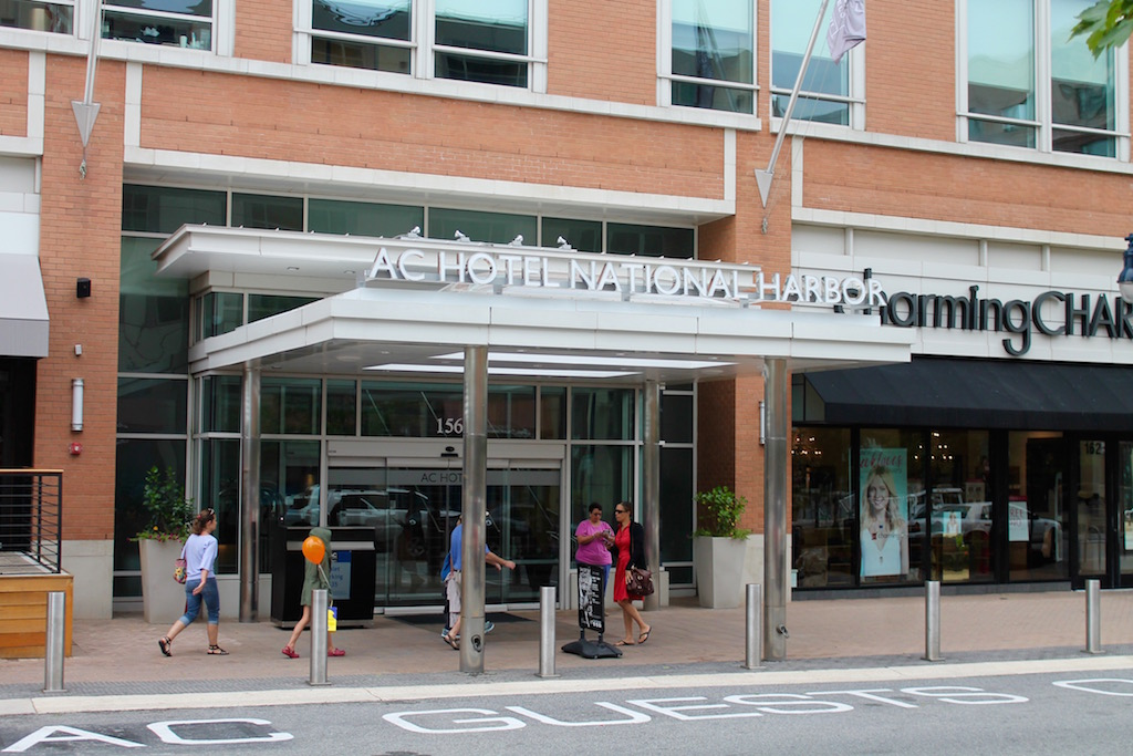 Ac Hotel National Harbor Celebrates One Year Anniversary