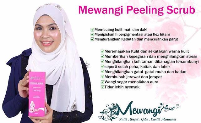 Mewangi Peeling Scrub