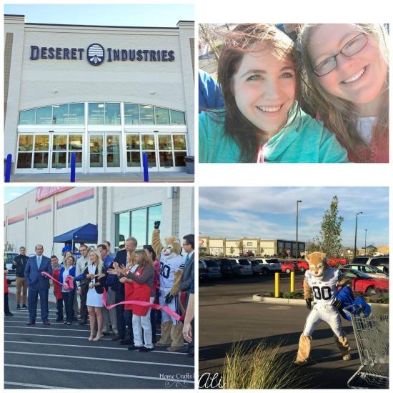 Springville Utah Deseret Industries Grand Opening