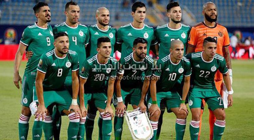 الجزائر والكونغو