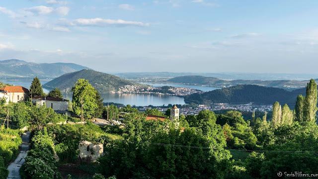 Kastoria, joyau niché entre lac et montagnes - Grèce