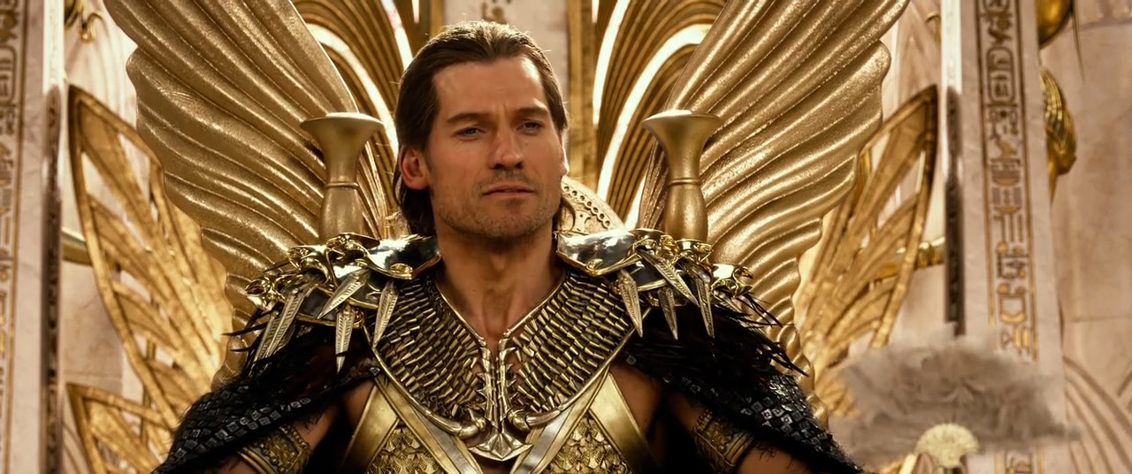 Gods of Egypt (2016) 2