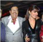 priyanka Chopra's Father