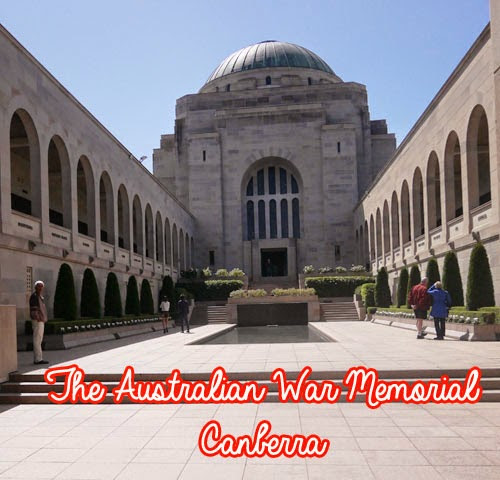 Friday, April 3 Our emotional visit to Australian War Memorial ...