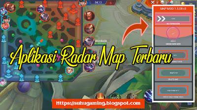 Download Aplikasi Radar Map Hack Apk Versi Terbaru V14 Mobile Legends