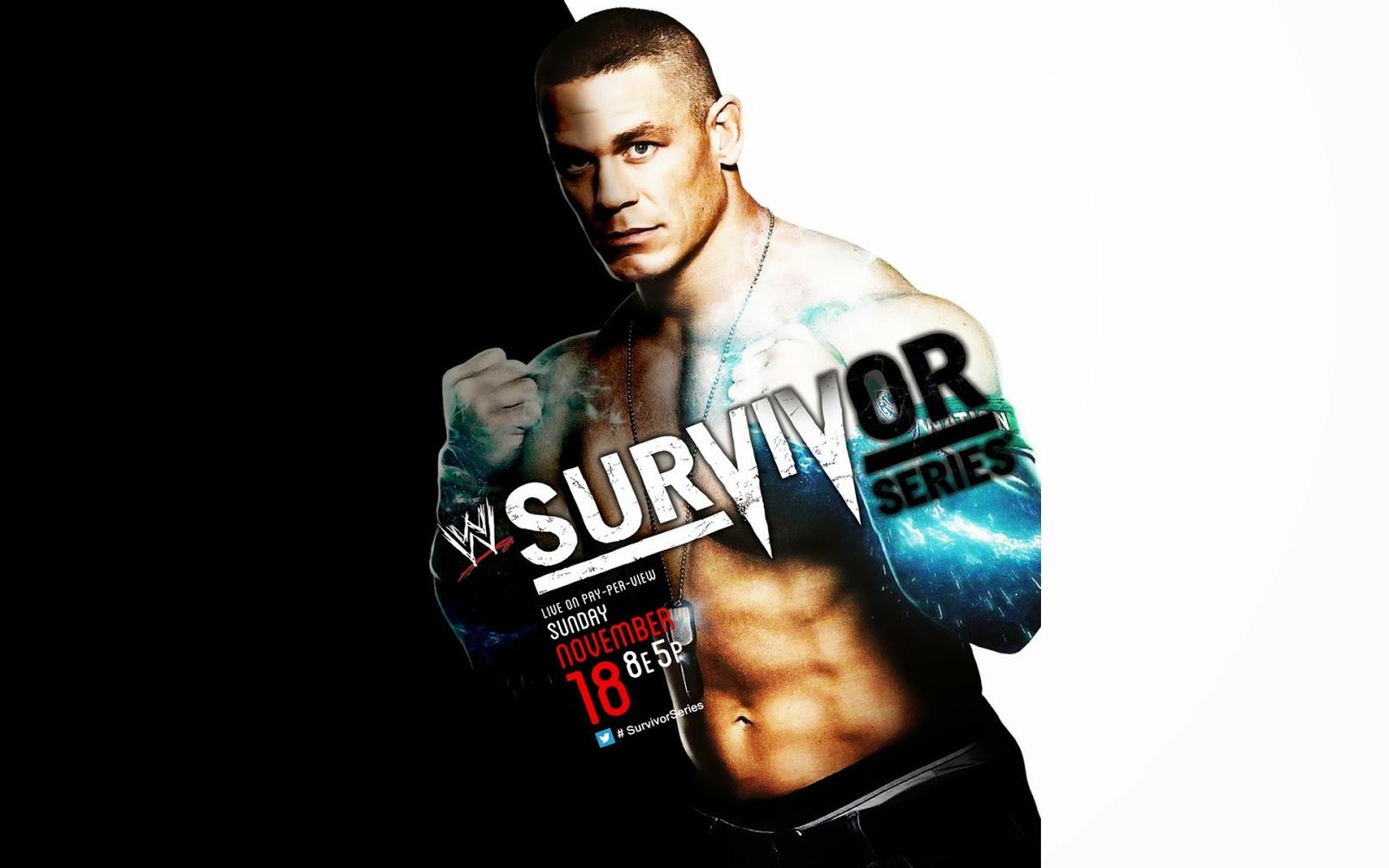 Ravishment: Survivor Series WWE 2013 HD Wallpapers And