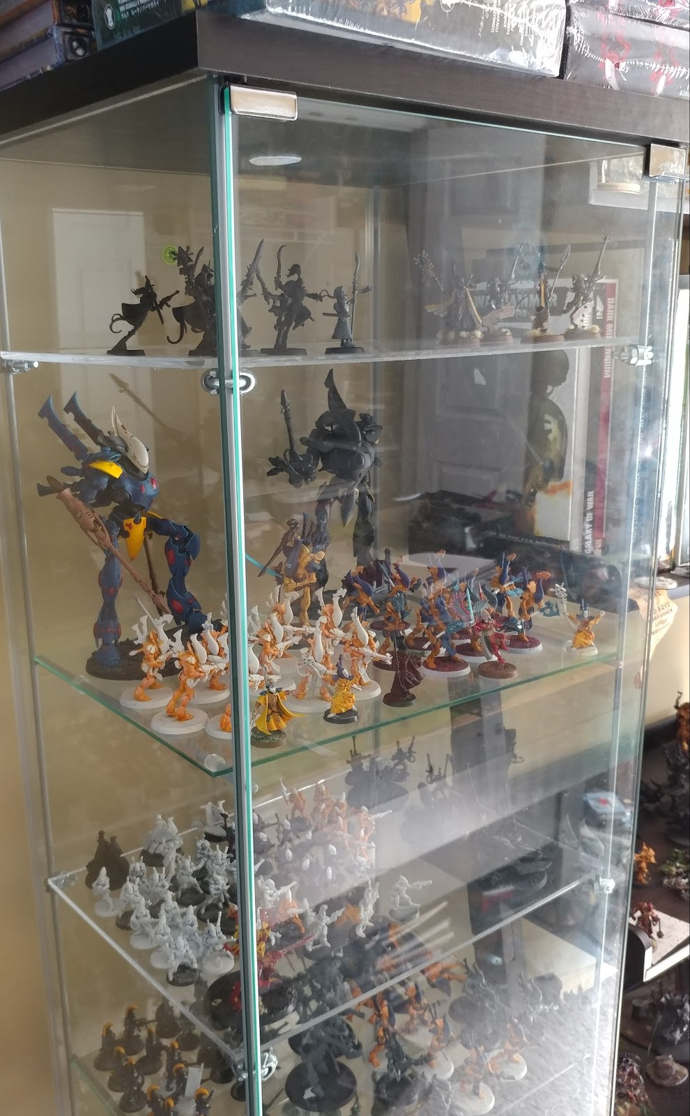 fortress erioch warhammer modifying ikea s detolf to store your