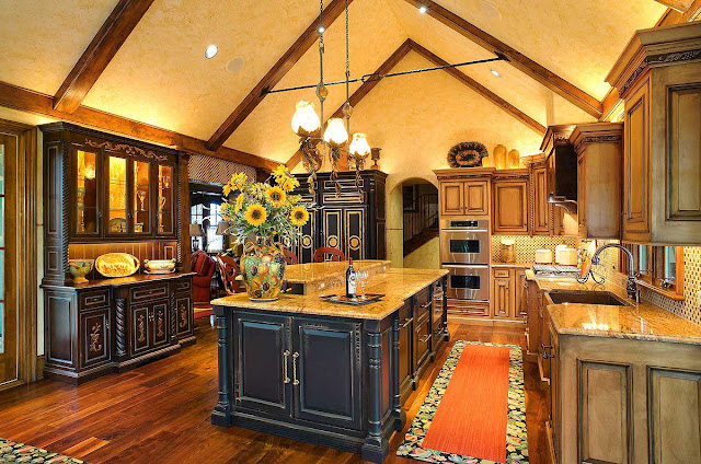 Amish Country Kitchen Cabinets