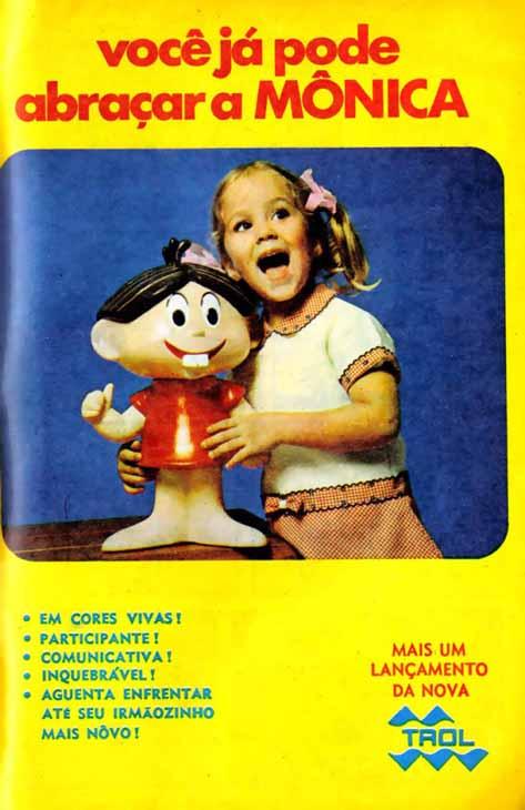 Arquivos Turma da Mônica: Propagandas anunciando ...
