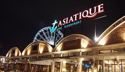 Asiatique - Paket Tour Bangkok Pattaya