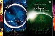 "4 Seri Novel ""Twilight Saga"" yang Mempesona"