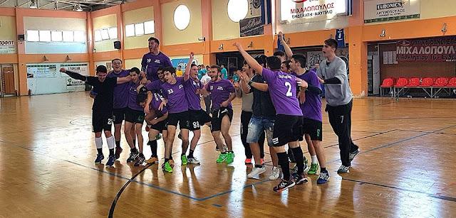 Χειβιδόπουλος για την πρόκριση στον τελικό του 2ου ΓΕΛ Άργους: Είμαστε ήδη περήφανοι και χαρούμενοι για εσάς!