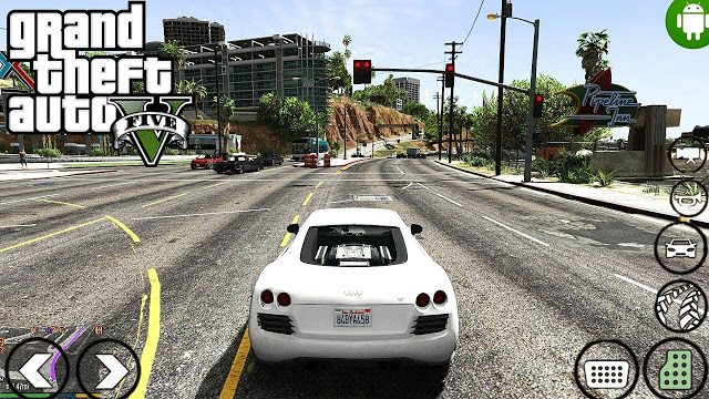 Gta 5 rom for android
