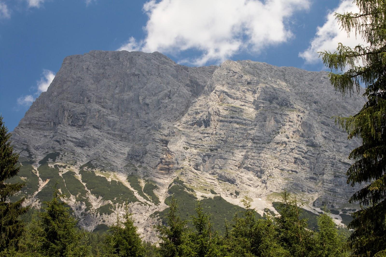 Zweitätige Wanderung von Gsatterboden zum Buchsteinhaus und weiter über den Südwandband Klettersteig auf den Großen Buchstein