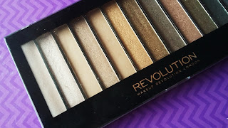 Makeup Revoultion - Iconic 1 eyeshadow palette