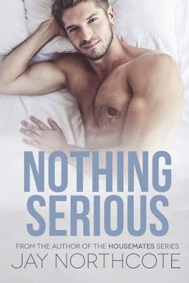 4 Stars Review  Signal Boost Promotions romance Nothing Serious MM Romance Jay Northcote contemporary romance