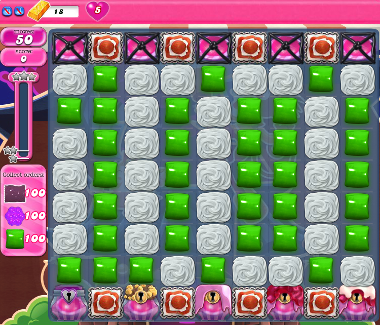 Candy Crush Saga 1476