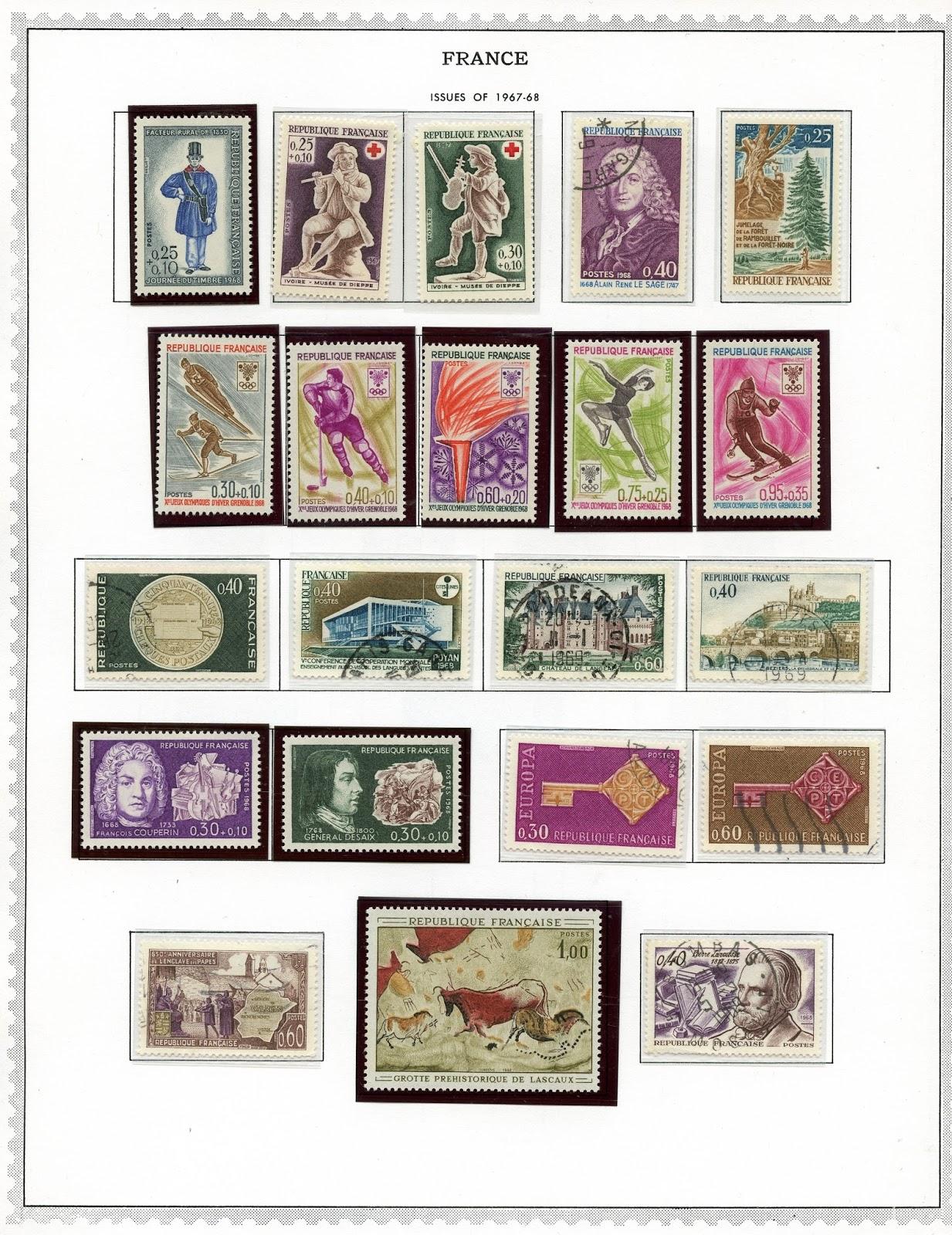 Minkus Global Supreme Album Pages - Stamp Community Forum