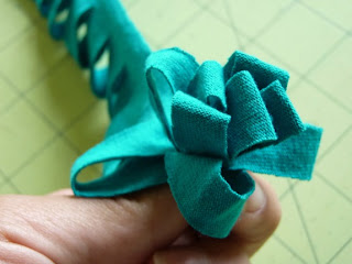Rotary Cutter Bow Wrap