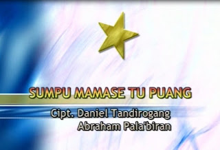 Lirik Lagu Toraja Sumpu Mamase Tu Puang (Daniel Tandirogang)