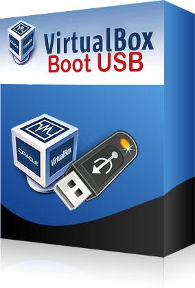 virtualbox boot usb kinho infotec