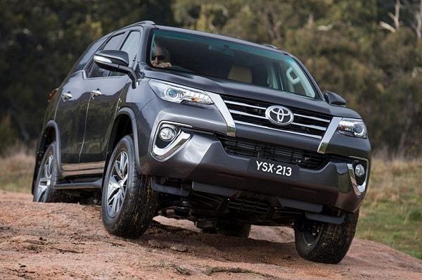 Toyota Australia mostró las primeras imágenes de la nueva SW4 que se producirá en Zárate